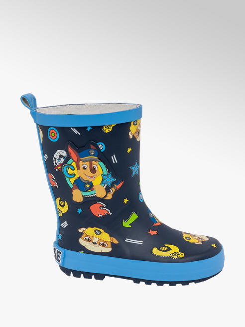 Toddlers Paw Patrol 'Chase' Wellingtons