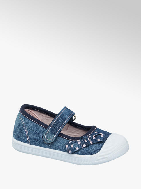 Toddler Girls Canvas Shoe