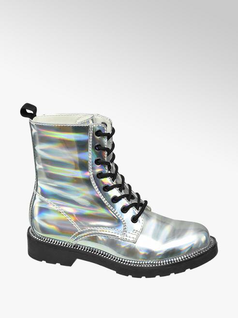 Catwalk Transparentní šněrovací obuv Catwalk