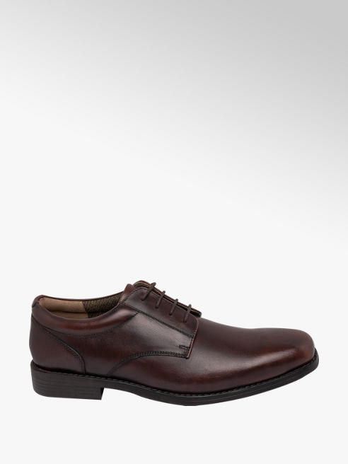 Tredflex Heyford - Mens Brown Formal Lace-up Shoes
