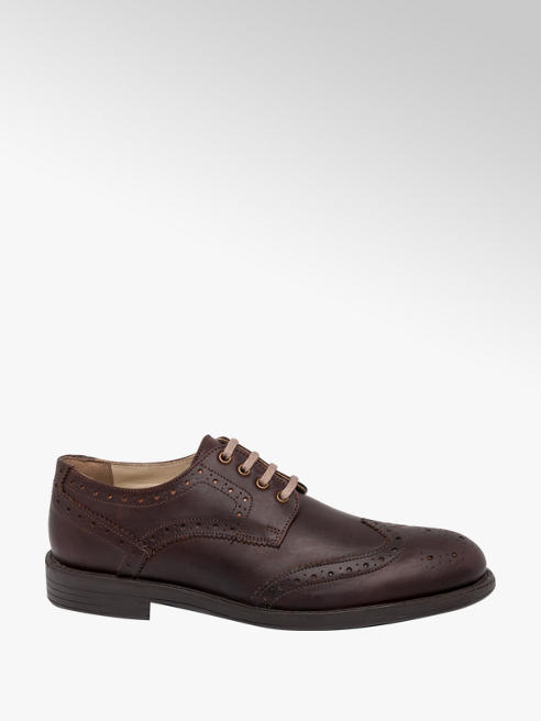 Tredflex Thorpe – Mens Formal Lace up Brogue
