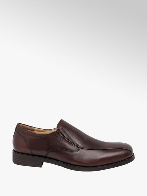 Tredflex Norton Mens formal slip on