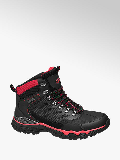 trekking boots von fila in schwarz deichmann. Black Bedroom Furniture Sets. Home Design Ideas