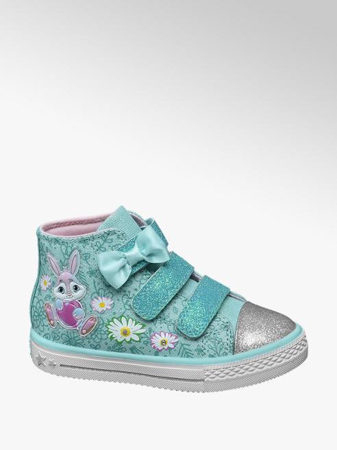 Cupcake Couture Türkíz színű lány led sneaker