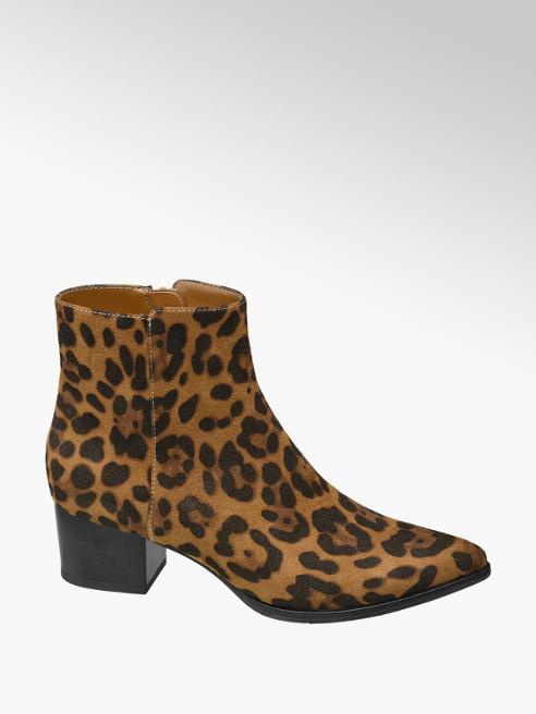 Catwalk Tronchetto leopardato