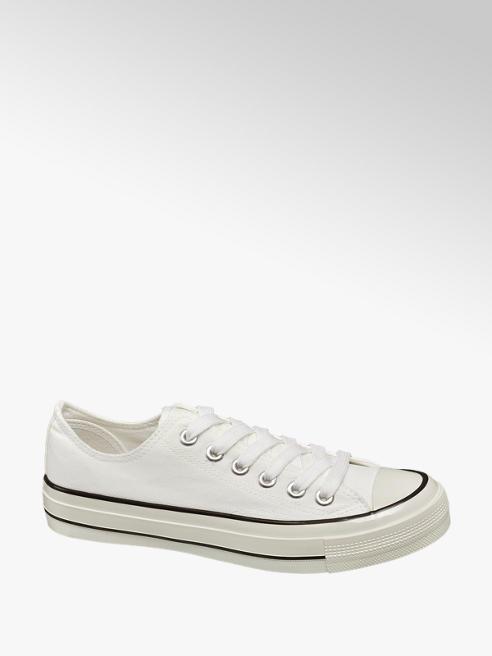 Vty Törtfehér vászon sneaker