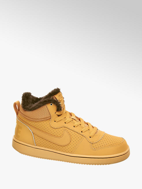 NIKE Mid Cut Sneakers COURT BOROUGH gefüttert