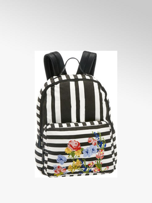 Venice Striped Backpack
