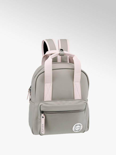 Venice Taupe Sporty Backpack