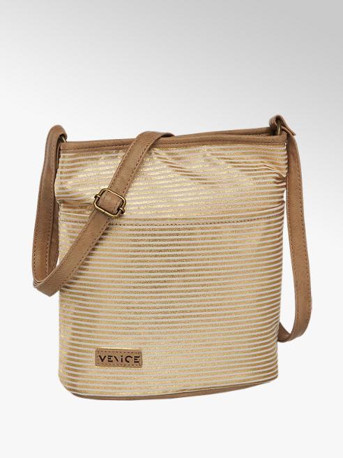 Venice Striped Cross Body Bag