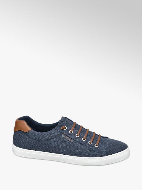 Venice Leinen Sneaker in Blau