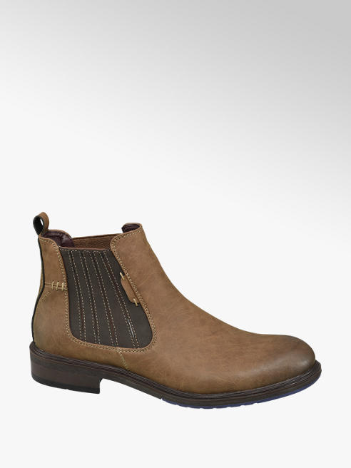 Venice Mens Casual Slip-on Boots