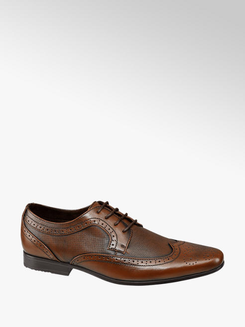 Venice Mens Formal Lace-up Shoes