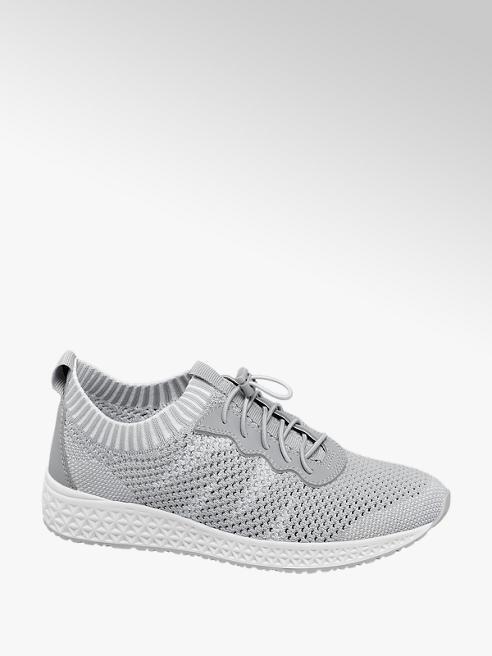 Venice Slip on Sneaker in Grau