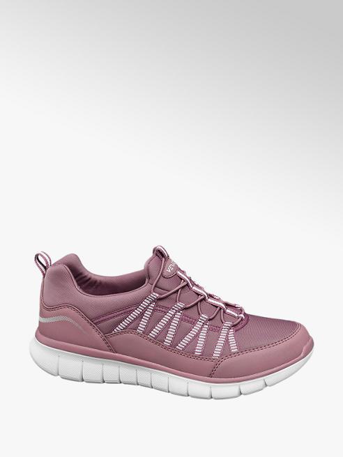 Venice Slip on Sneaker in Lila