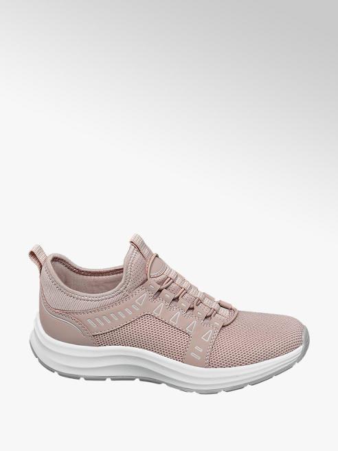 Venice Slip on Sneaker in Rosa