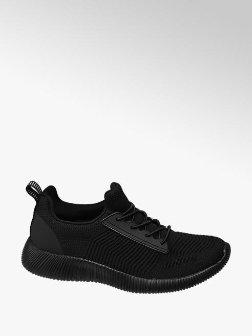 Venice Slip on Sneaker in Schwarz