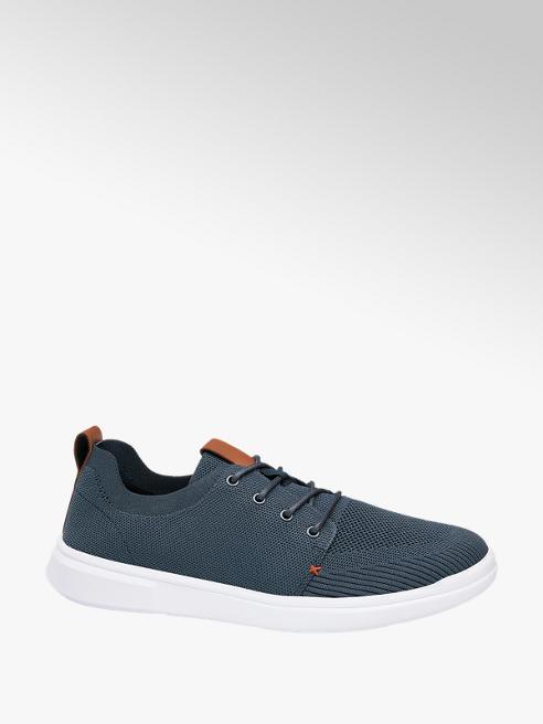 Venice Sock Sneaker in Blau
