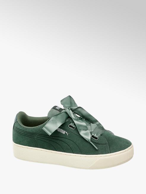 Puma Vikky Platform Ribbon Damen Sneaker