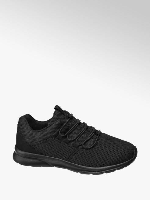 Vty Slip on Sneaker in Schwarz