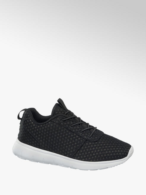 Vty Zwarte sneakers lightweight