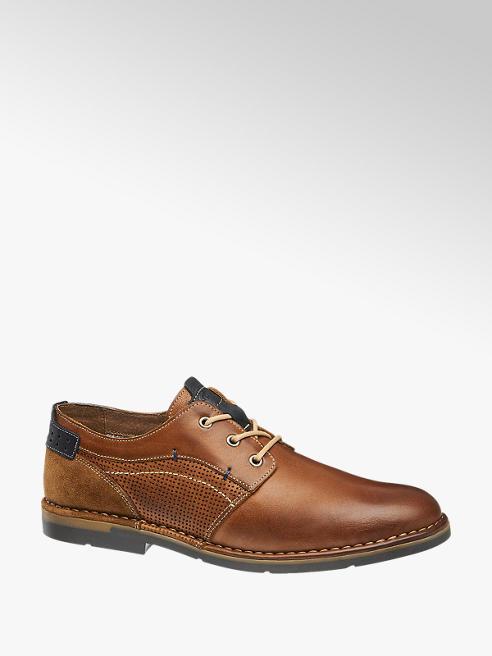 Gallus Vyriški klasikiniai batai, platesnei pėdai