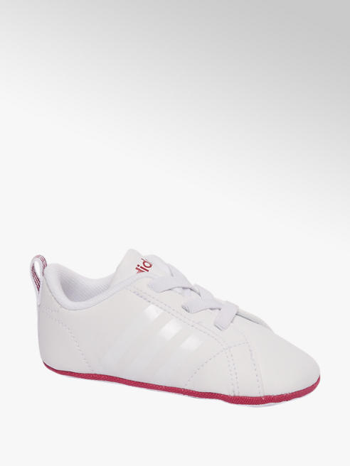 adidas Witte Advantage Crib