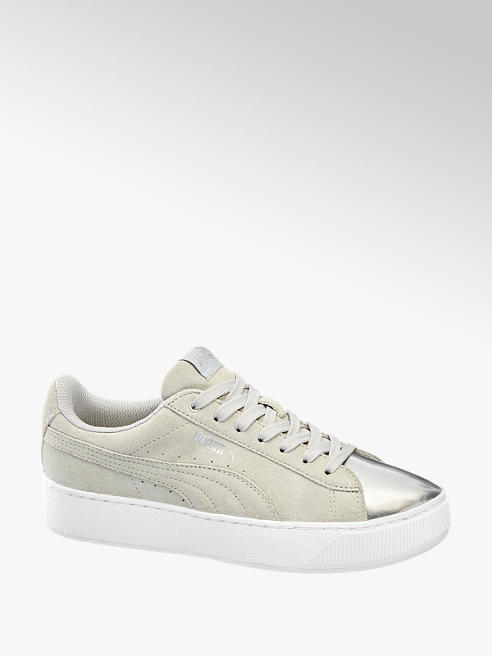 Puma sneakersy damskie Puma Vikky Platform Metal