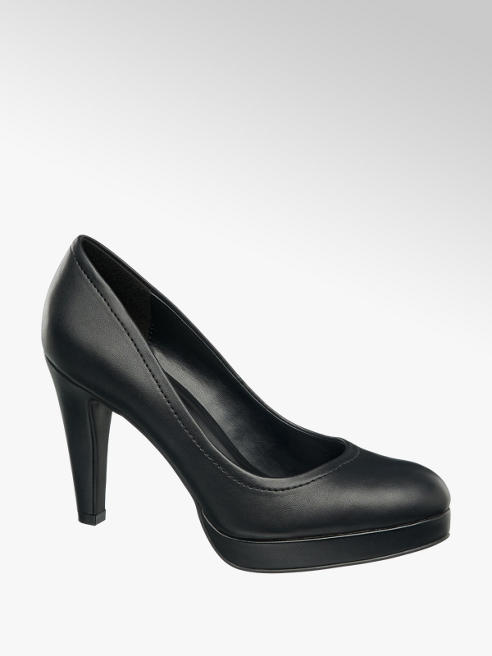Graceland Zapato salón con plataforma