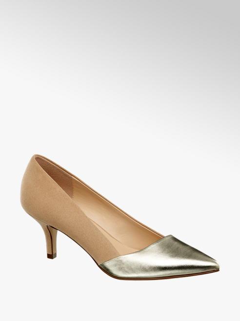 Graceland Zapato de tacón bicolor