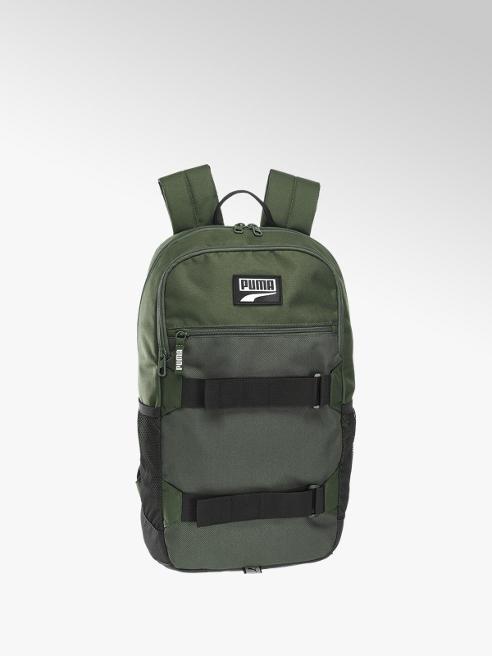 Puma Zelený batoh Puma Deck BP
