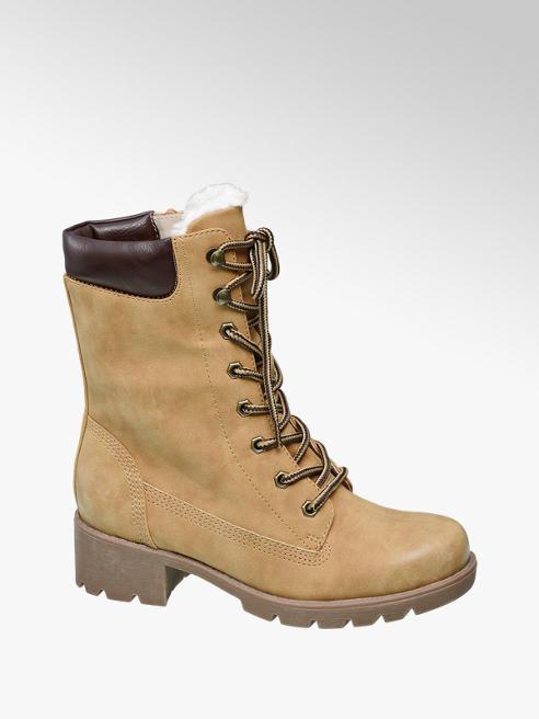 Graceland Zimní šněrovací obuv