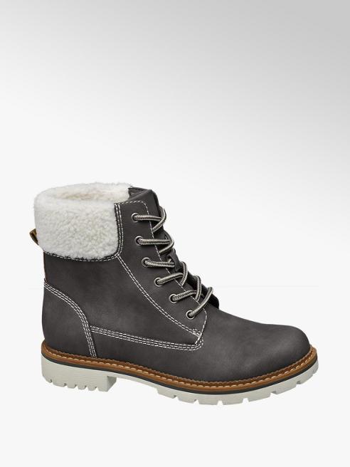 Landrover Zimná obuv na šnurovanie