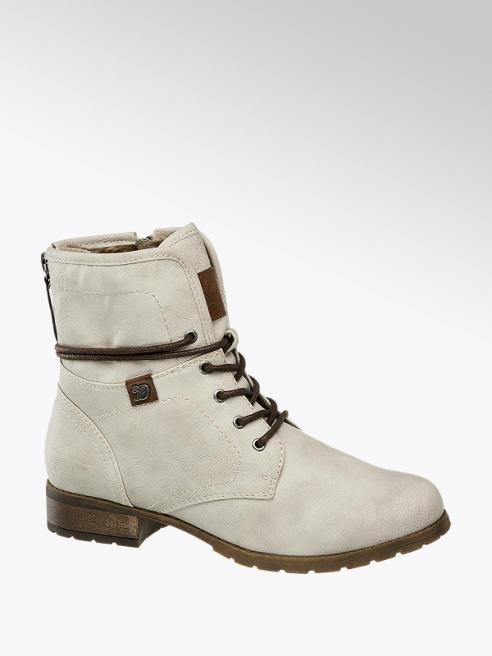Tom Tailor Zimná obuv so šnurovaním
