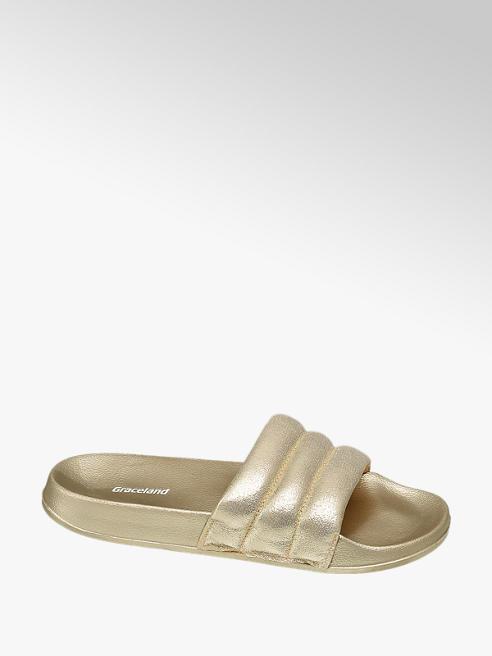 Graceland Zlaté pantofle Graceland