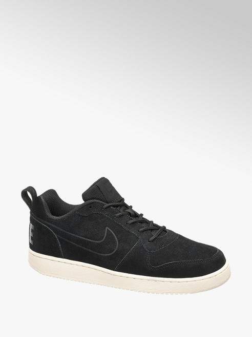 Nike Zwarte Court Borgough LOW Premium