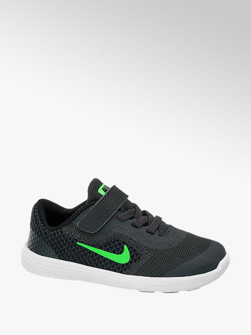 Nike Zwarte Revolution 3