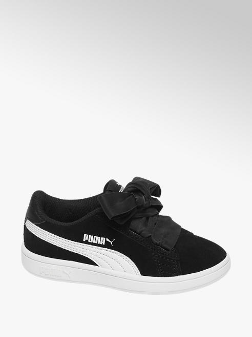 Puma Zwarte Smash Ribbon