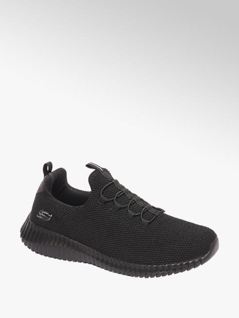 Skechers Zwarte leightweight sneaker