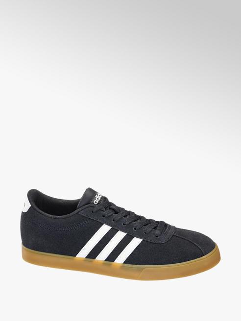 adidas Zwarte Court set