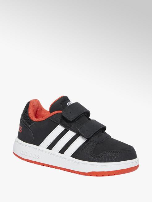 adidas Zwarte Hoops 2.0