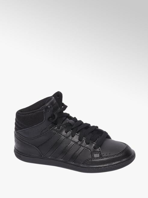 adidas Zwarte Hoops MID K