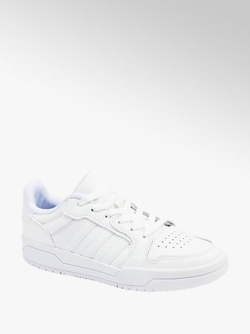 adidas Court Sneaker ENTRAP in Weiß mit Lederlook