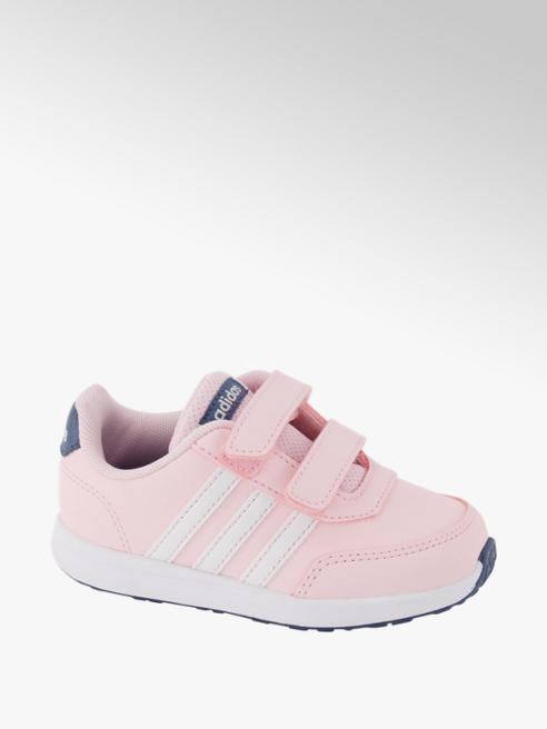 adidas Klettschuhe VS SWITCH INF in Rosa