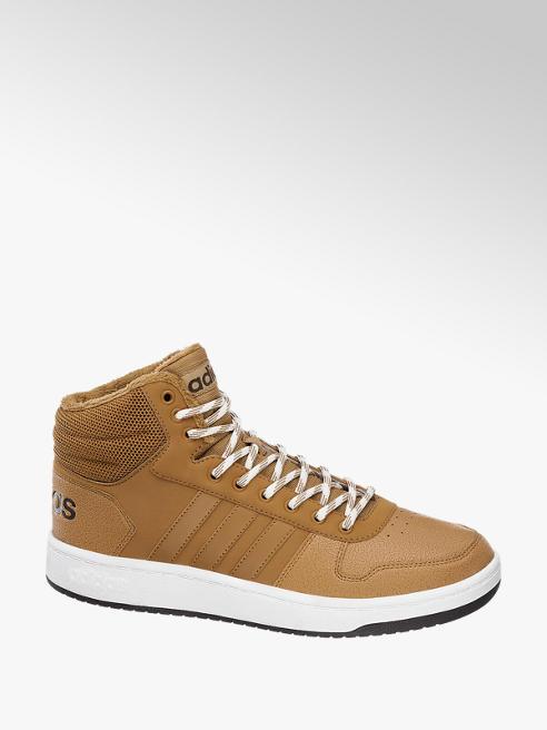 adidas Mid Cut Sneakers HOOPS 2.0 MID gefüttert