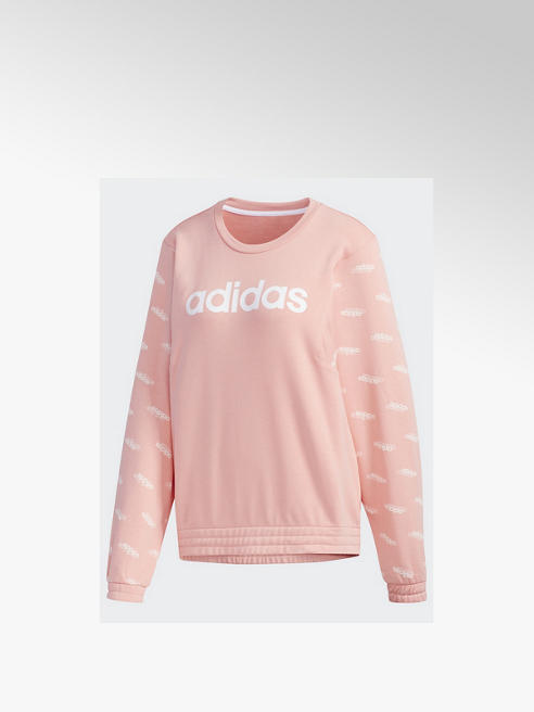 adidas Pullover in Rosa