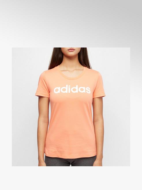 adidas T-Shirt in Orange