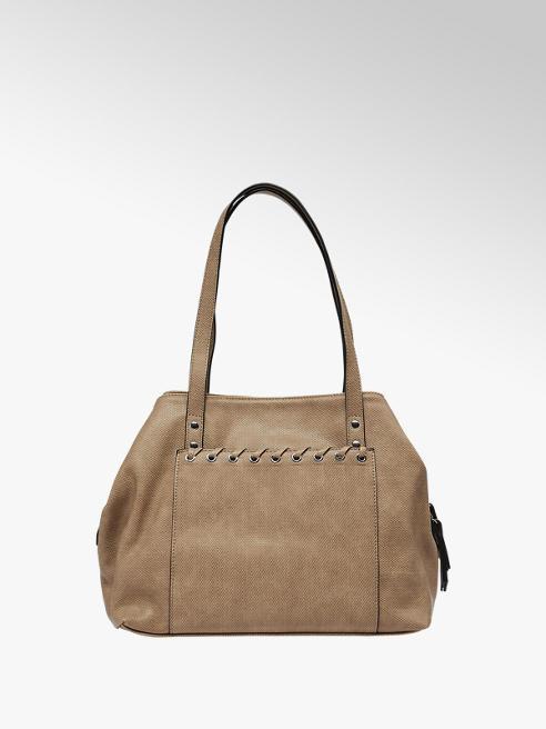 Graceland beżowa torebka damska Graceland