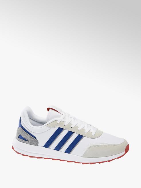 adidas biało-niebieskie sneakersy męskie adidas Retro Run X