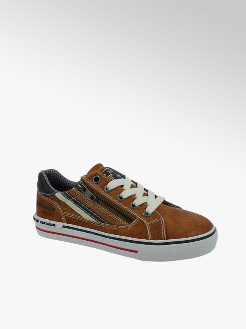 Tom Tailor brązowe sneakersy dziecięce Tom Tailor